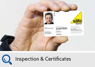Inspection & Certificate